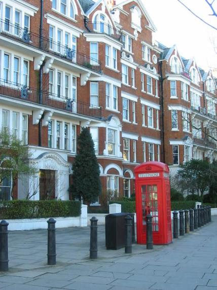 londres - cabina